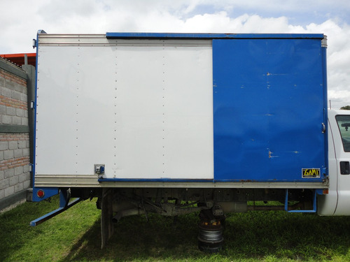 isuzu,worker, foton, fordf450. cajas mod. 2012