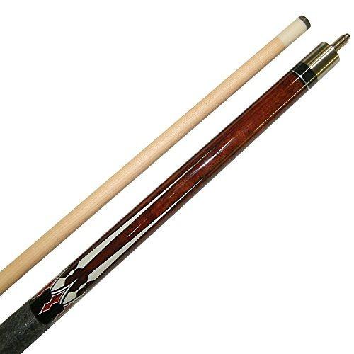 iszy billiards bnd-02-48-19 short 48 2 piezas de madera dura