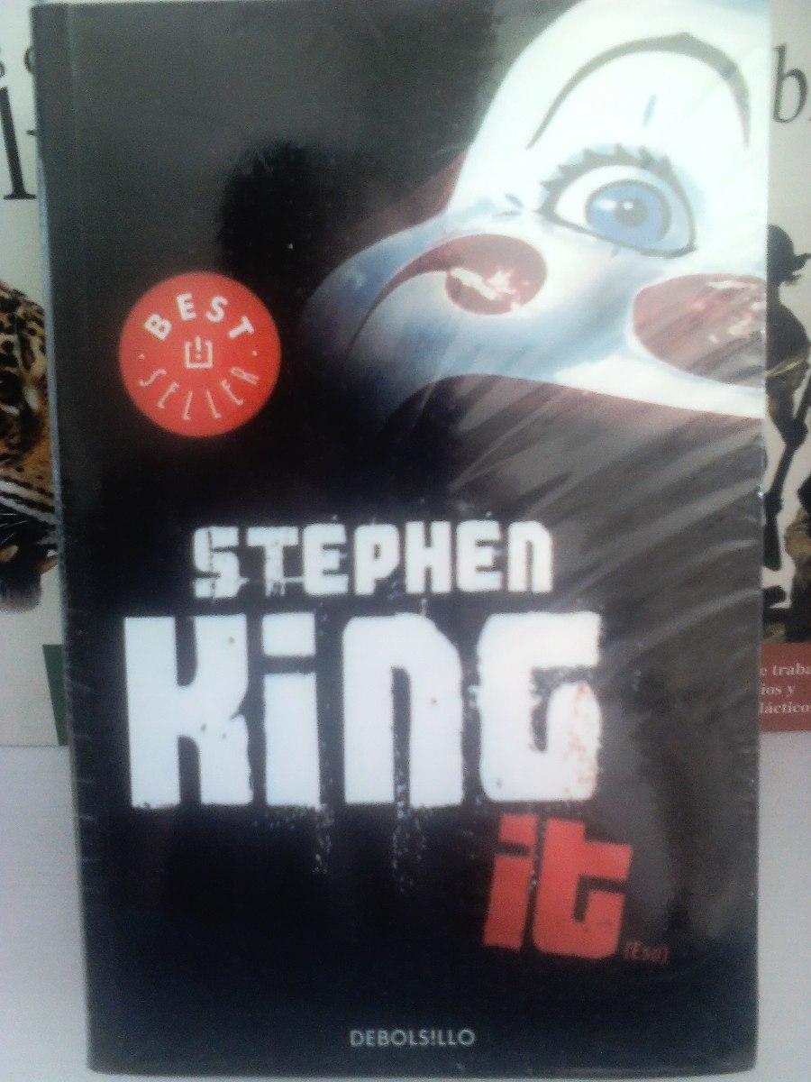 It, Eso, Autor:stephen King, De Bolsillo - $ 300.00 en
