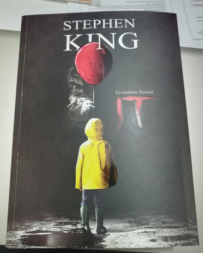 it (eso) de stephen king portada nueva libro completo