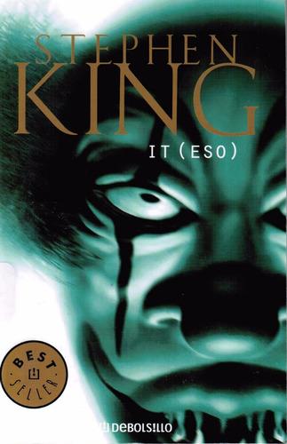 it  (eso) stephen king debolsillo clásico de terror
