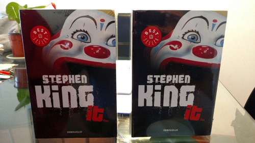 it (eso) stephen king  envio gratis