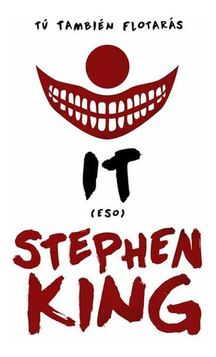 it eso - stephen king libro físico