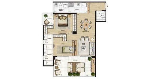 it style home itaim (zs430) desocupado