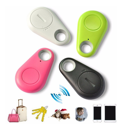 itag mini rastreador chaveiro localizador bluetooth
