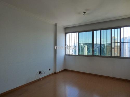 itaim bibi  - apartamento andar alto com uma belíssima vista!! - di35754