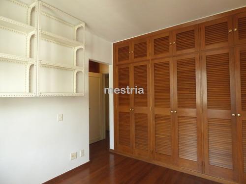 itaim nobre!! apartamento walking distance do parque do povo!! - di34519