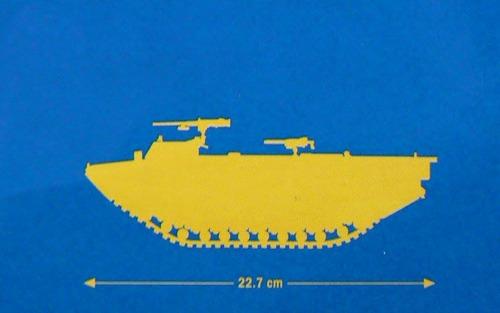 italeri 1/35 6462 lvt-2 amtrac