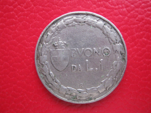 italia 1 lira 1923