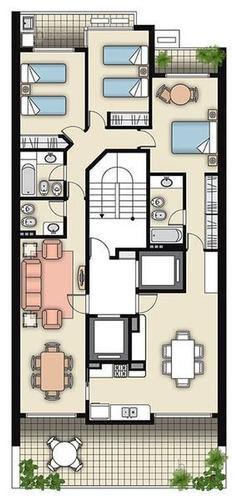 italia 100. 1 dormitorio
