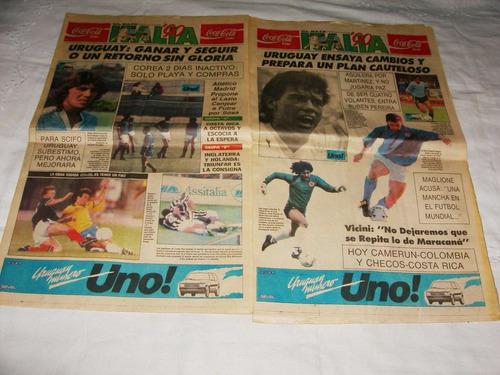 italia 90.suplementos deportivos diario .el pais...
