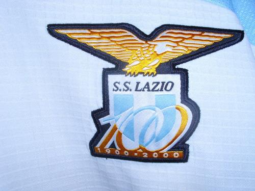 italia año camiseta lazio