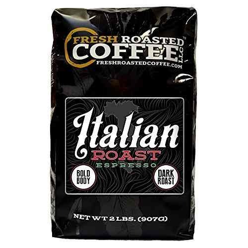 italian roast espresso mezcla artesanal café whole bean bag