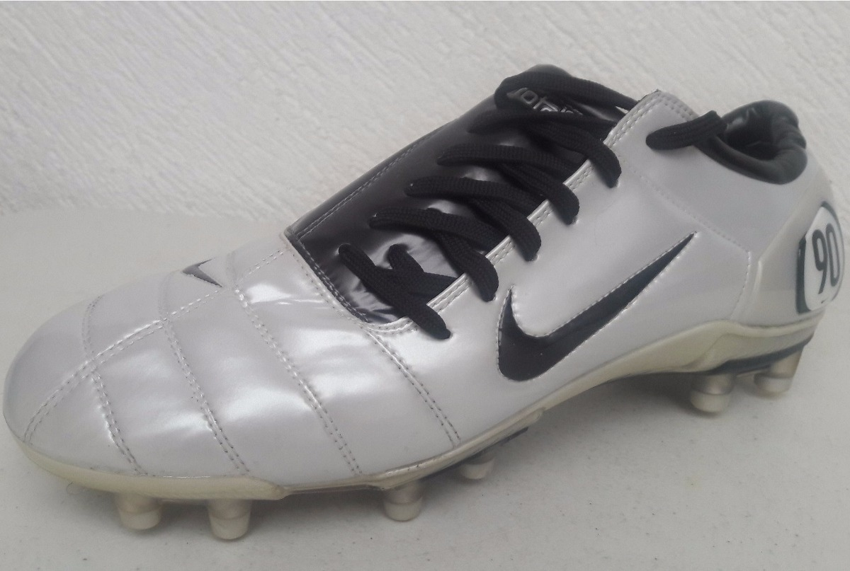 33d33eb9999c7 ... reduced italianos nike air zoom total 90 iii fg tacos futbol blanco.  cargando zoom.