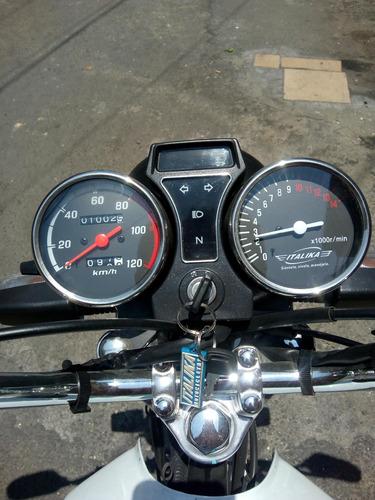 italika 125cc muy poco uso