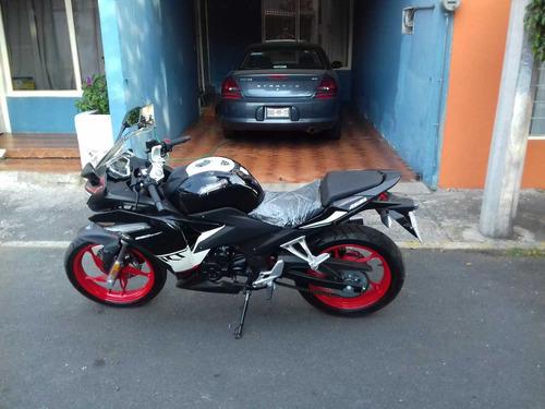 italika 250 moto