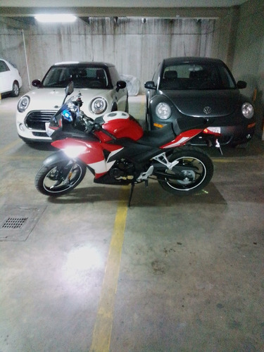 italika 250cc 2016
