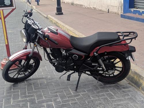 italika custom