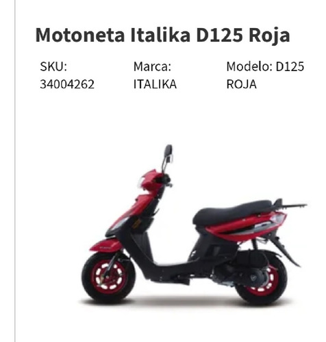 italika d125