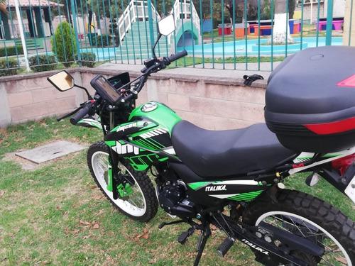 italika dm200 modelo 2019