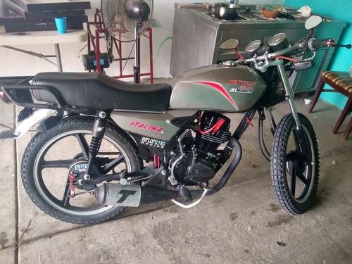 italika dt 125 clásica