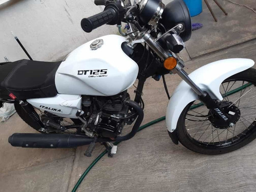 italika dt 125 delivery 2017