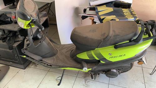 italika ecooter
