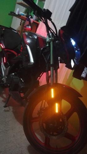 italika ft 250 ts 2018 emplacada