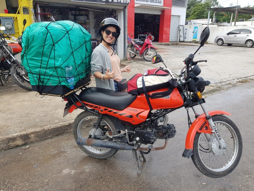 italika ft115 - moto con 10mil km - muy buen estado!