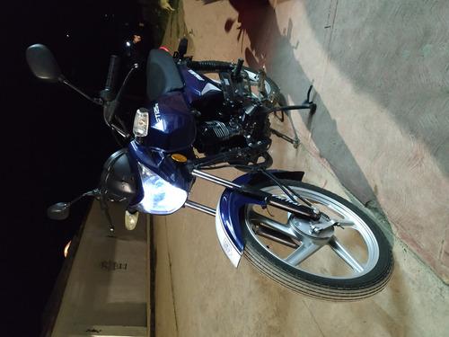 italika ft125 azul