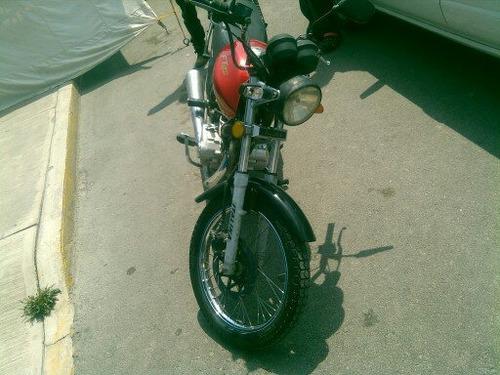 italika ft150 convertida a ft200