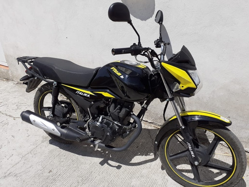 italika ft150ts 2019 motocicleta