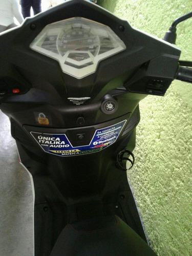italika motocicleta 2017