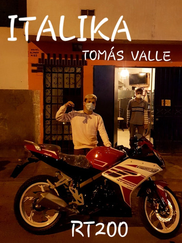 italika tomas valle distribuidor autorizado