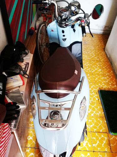 italika vitalia 125cc azul