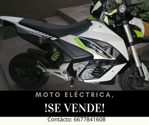 italika voltimun 2016 moto eléctrica