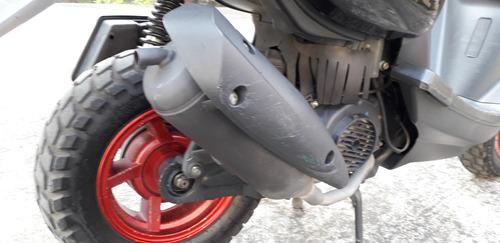 italika ws 175 negra 9milk yamaha vento scooter