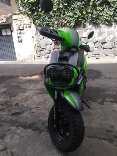 italika ws 2018 150cc semi nueva remato