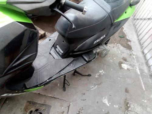 italika ws motoneta unico dueño manejo