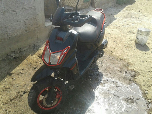 italika ws175 negra