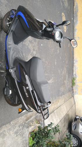 italika xs 125 azul con negro