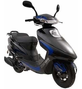 italika xs125 euro iii