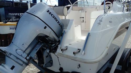 italmar italiana c/ honda 115 hp. vendo o permuto