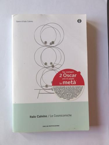 italo calvino. le cosmicomiche. en italiano original. nuevo