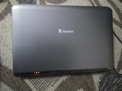 itautec intel notebook