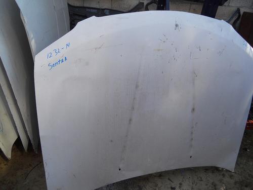 item 1232-14 cofre nissan sentra 2004-2006 70% blanco