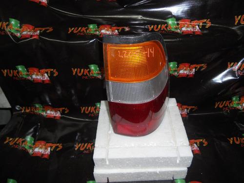 item 2205-14 calavera derecha chevrolet luv original 97-01