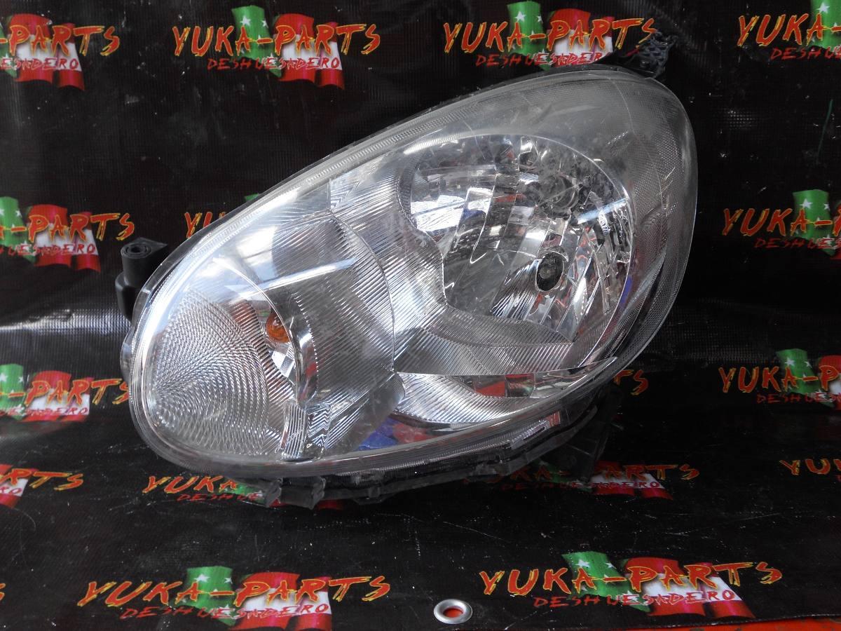 Item 2521 15 Faro Izquierdo Nissan March Original 2012