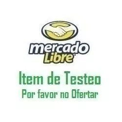 item de test. no ofertar - astra