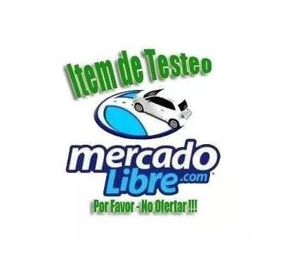 item testeo - por favor no ofertar
